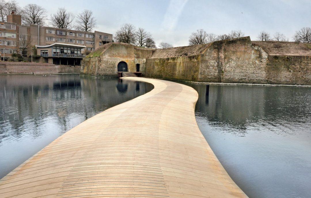Accoya® Floating Bridge
