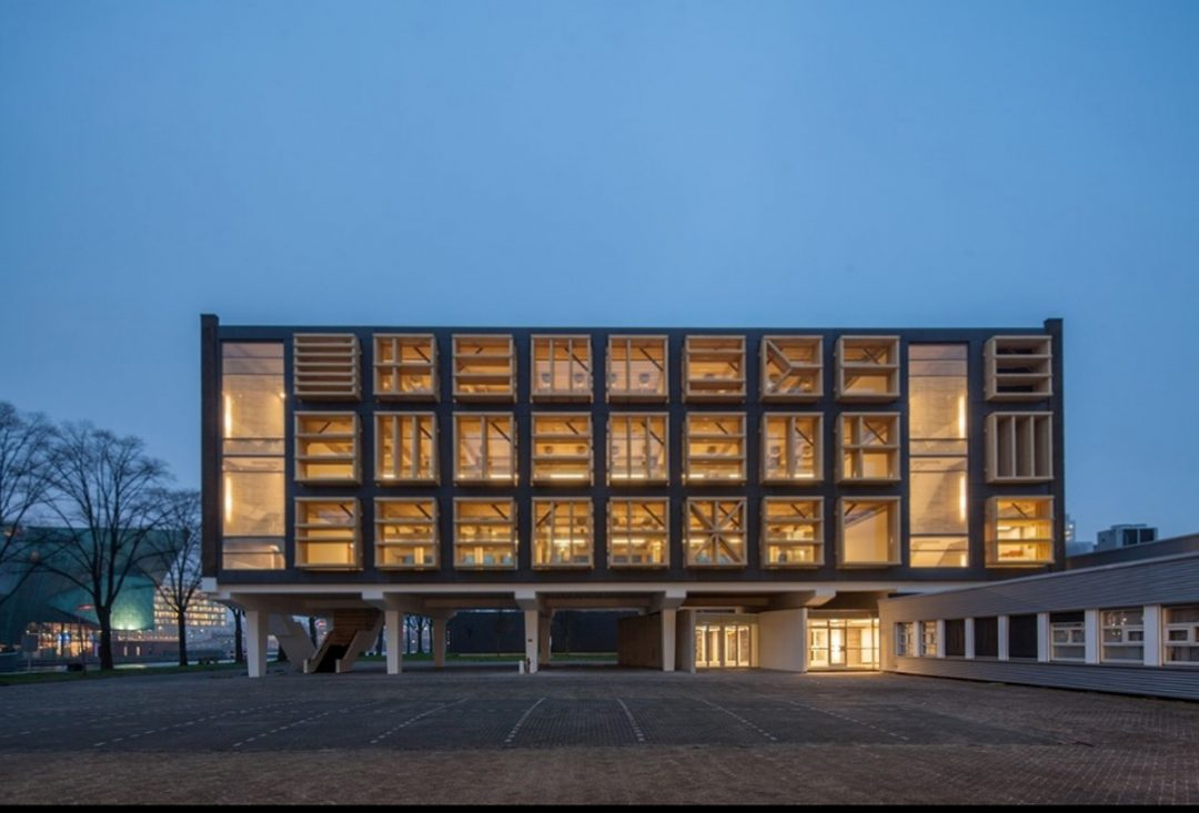 Accoya® selected for the Amsterdam Marine Base