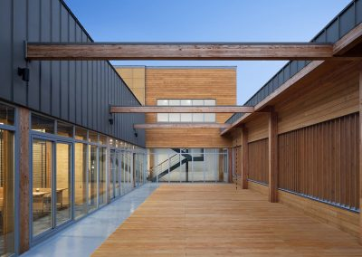 Accoya® selected for the National Institute of Forest Science, Korea
