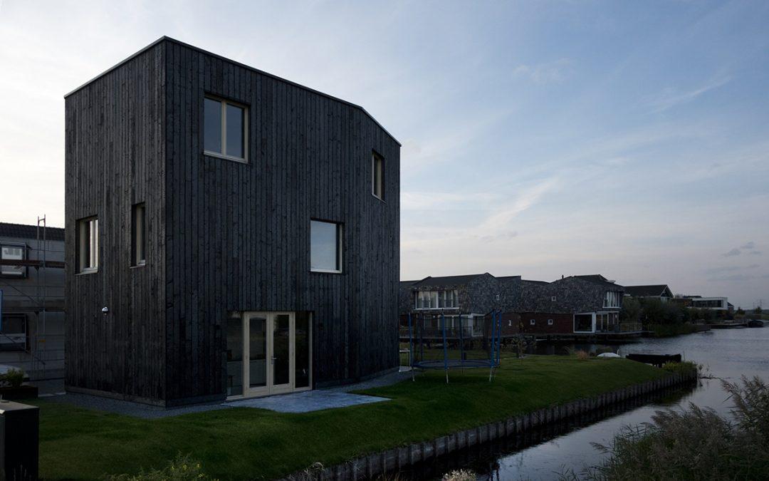 Accoya® selected for Rotterdam windows & entrance
