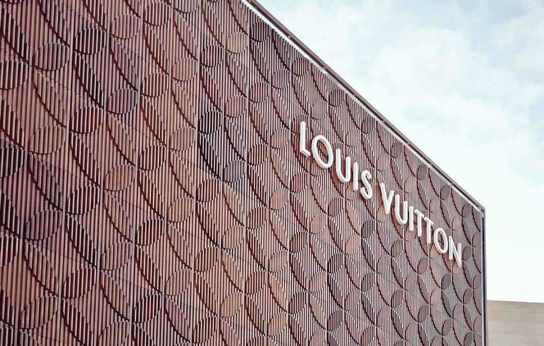 Accoya® wood used to re-create iconic Louis Vuitton Design