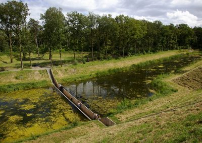Moses Bridge, The Netherlands