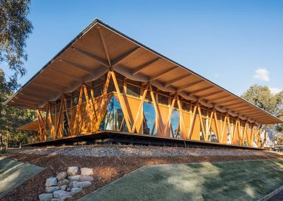 Macquarie University selects Accoya® wood for their new Innovation hub