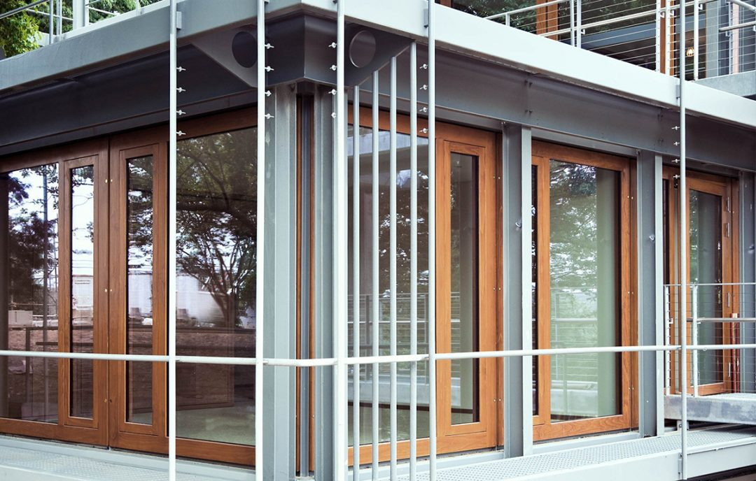 Prestigious Renovation Project of German Embassy in Washington DC