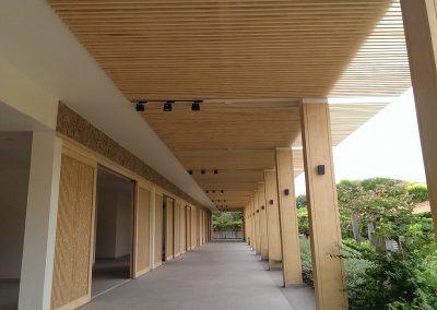 World Hotels Salinda Resort uses Accoya®