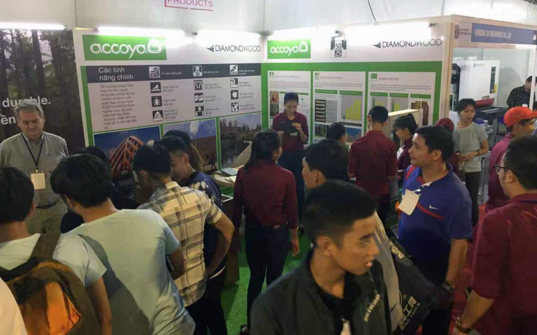 BIFA WOOD VIETNAM 2018 WOOD & MACHINARY SHOW